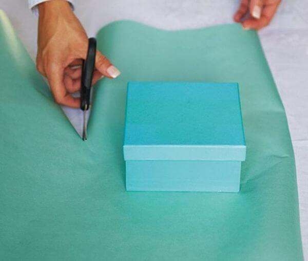 Cách trang trí hộp quà đơn giản nhất