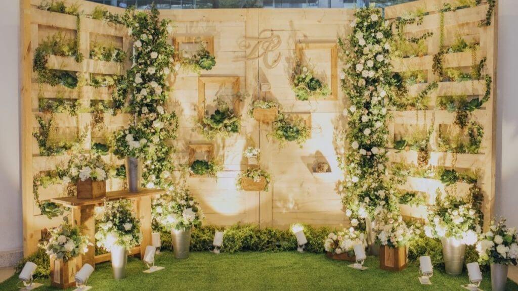 10+ Ý tưởng trang trí đám cưới handmade siêu đẹp và đơn giản