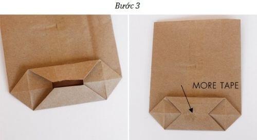 Cách xếp giấy gói quà nhanh nhất