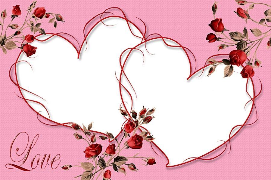 Khung ảnh đẹp dành cho những cặp đôi đang yêu