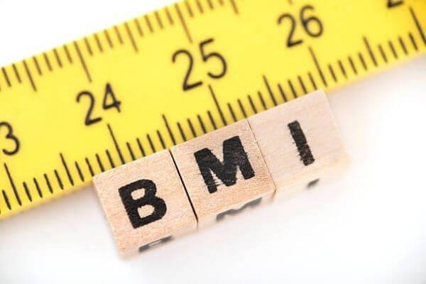 Đo chiều cao cân nặng chuẩn nam bằng BMI