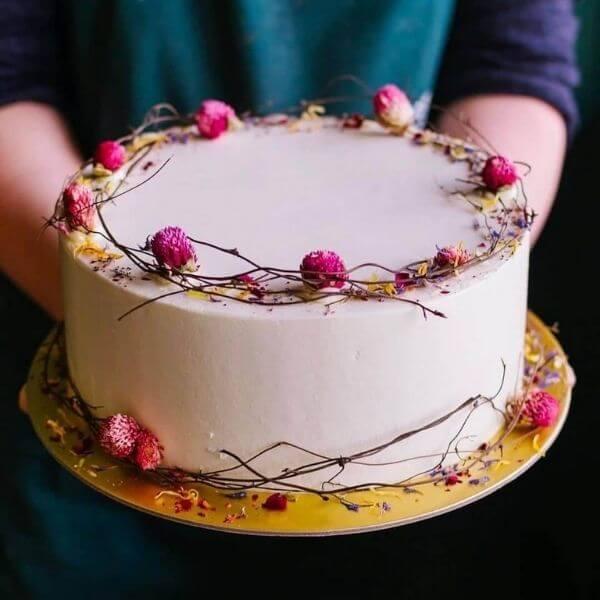 Mẫu bánh sinh nhật đẹp tặng người yêu bạn