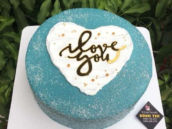 Một số mẫu bánh sinh nhật đẹp cho người bạn yêu