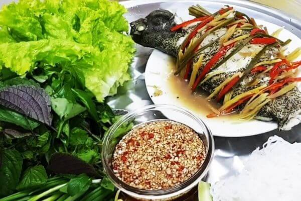 Cách làm cá mú hấp hồng kông dễ và ngon nhất