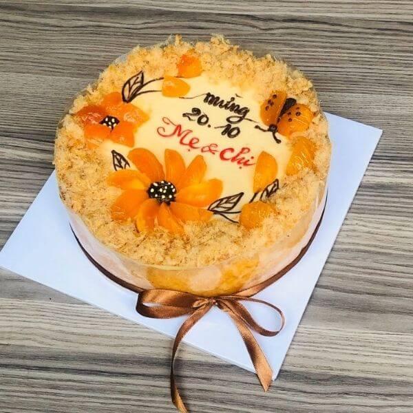 Những mẫu bánh sinh nhật đẹp dành cho bạn